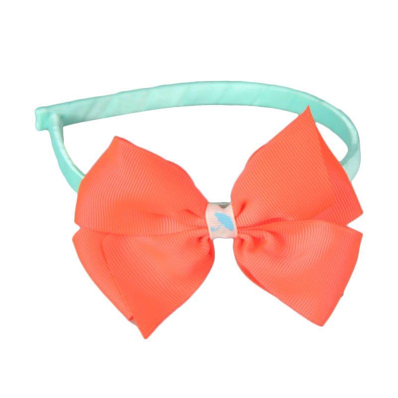 Loulou Headbands BP Orange