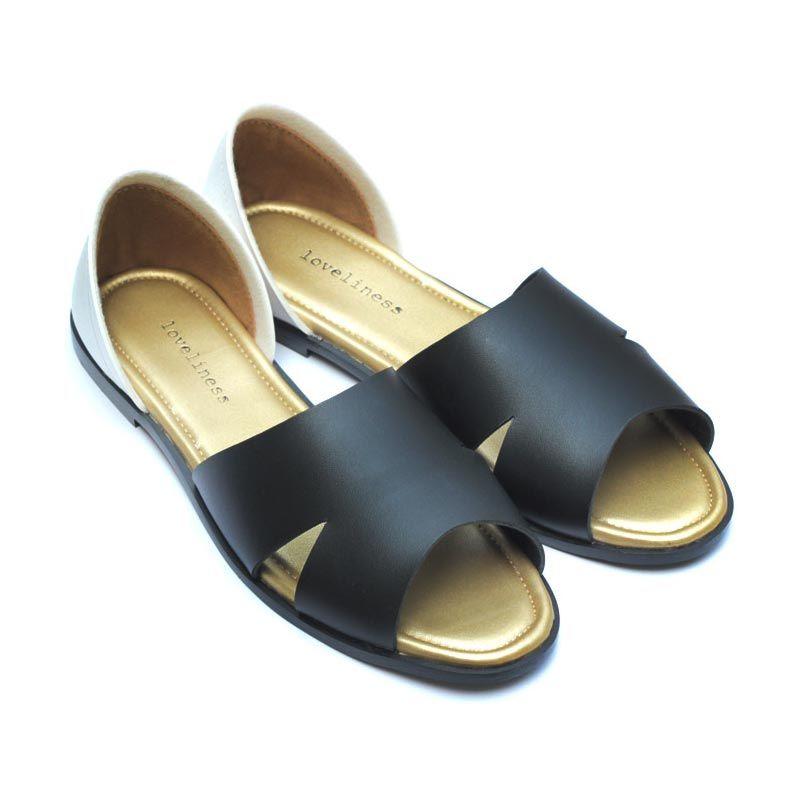 Loveliness Ramira Sandals Black