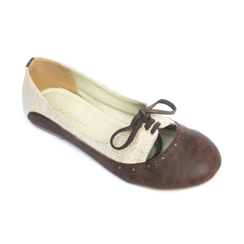 Loveliness Shoes Amya Brown