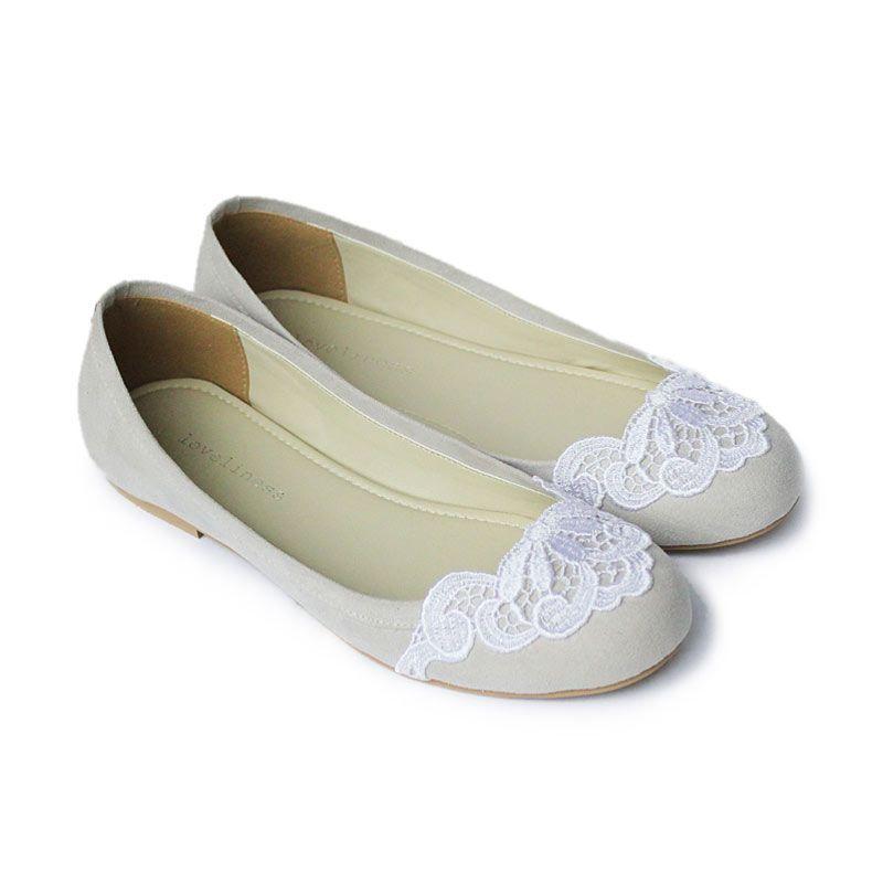 Loveliness Shoes Gemma Grey