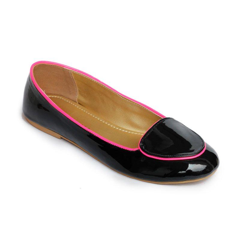 Loveliness Shoes Vivian Black