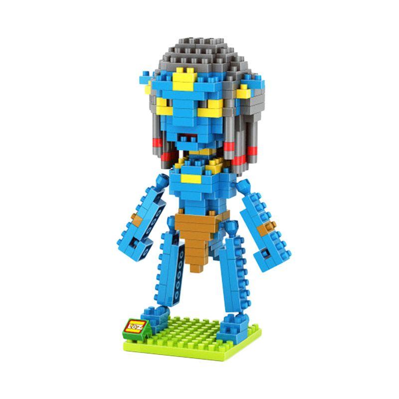 LOZ Avatar Neytiri 9492 Mainan Block dan Puzzle