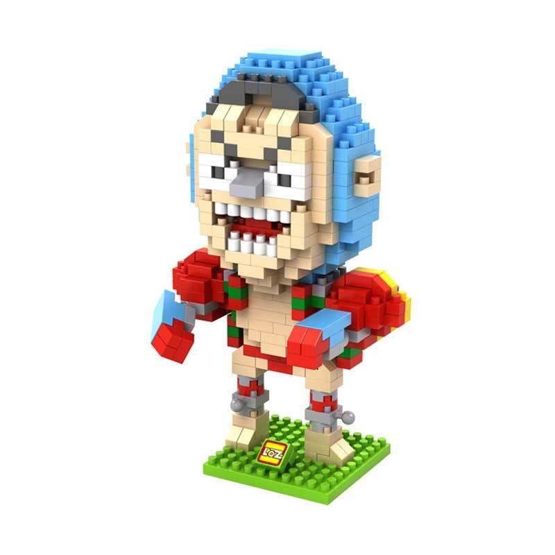 LOZ Mainan Blok dan Puzzle