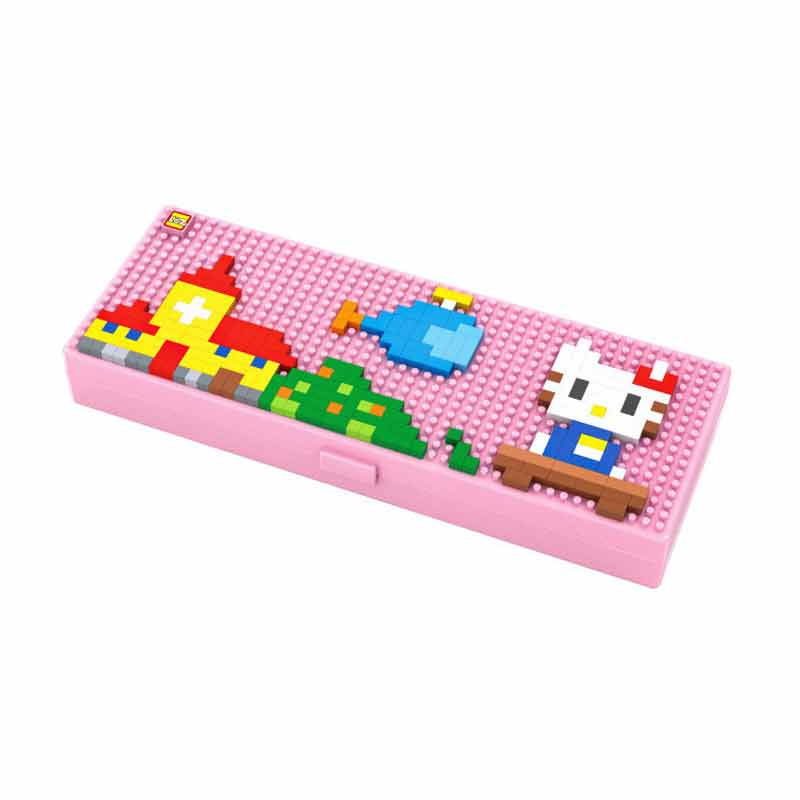 Loz Pencil Case 9096 2 HK Mainan Blok & Puzzle