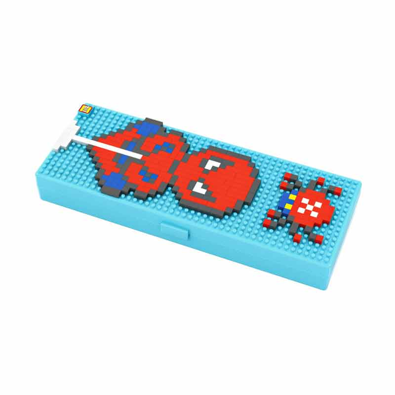 Loz Pencil Case 9096 5 Spiderman Mainan Blok & Puzzle