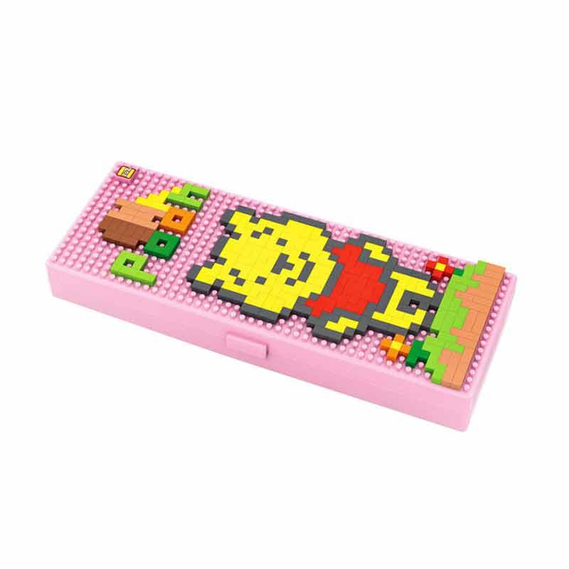 Loz Pencil Case 9096 6 Pooh Mainan Blok & Puzzle