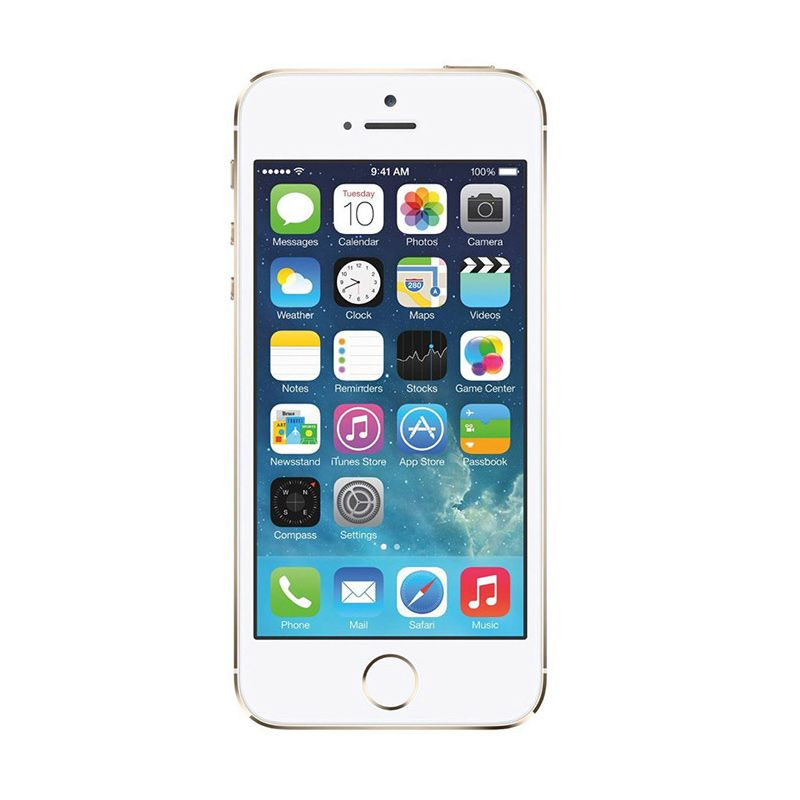 Apple iPhone 5S 32 GB Gold Smartphone [Refurbish]