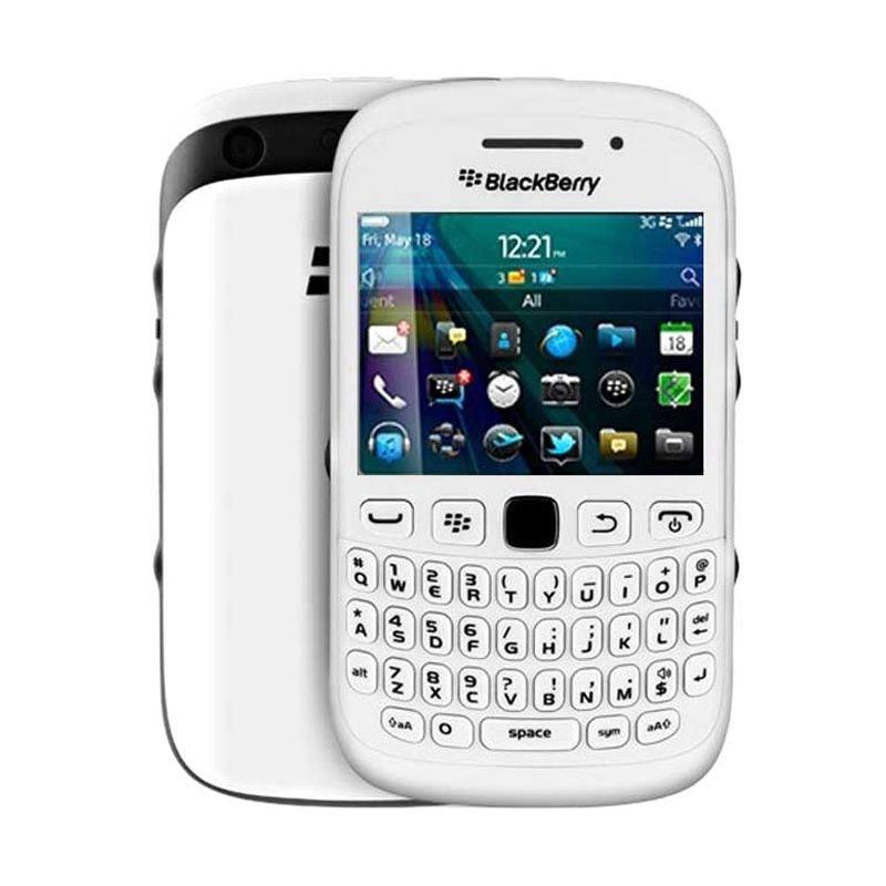 Blackberry Amstrong 9320 Putih Smartphone