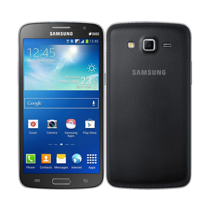 Samsung Galaxy Grand Prime Hitam Smartphone
