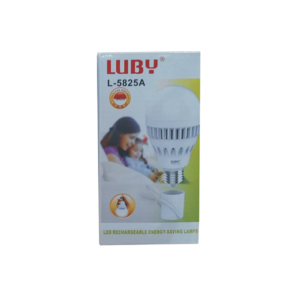 NEW PRODUCT Luby Lampu LED Emergency 15W Tiga Warna