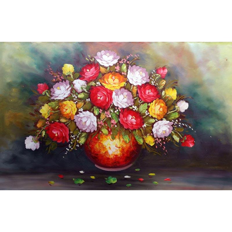 Harga Lukisanku Lukisan Abstrak V3b Lukisan Tangan Rumah Tangga Source · Lukisanku AGNW 1 Lukisan Bunga