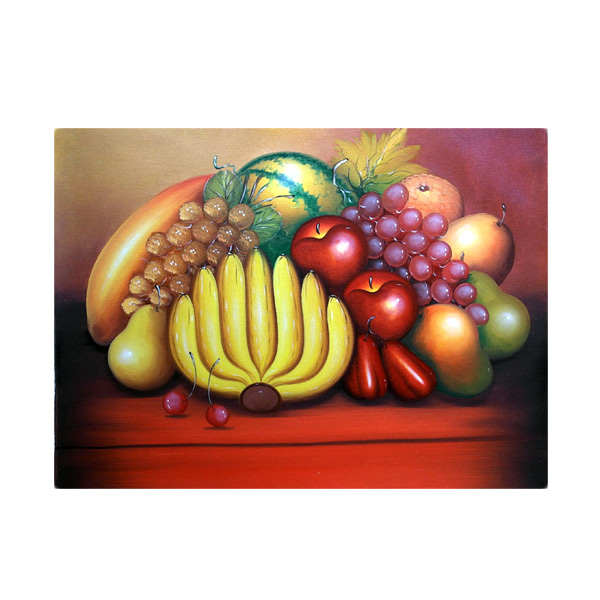 harga Lukisanku AGNW-15 Lukisan Buah Blibli.com