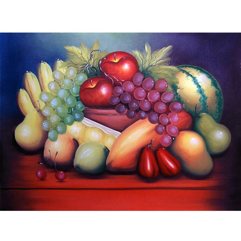 harga Lukisanku AGNW-6 Lukisan Buah Blibli.com
