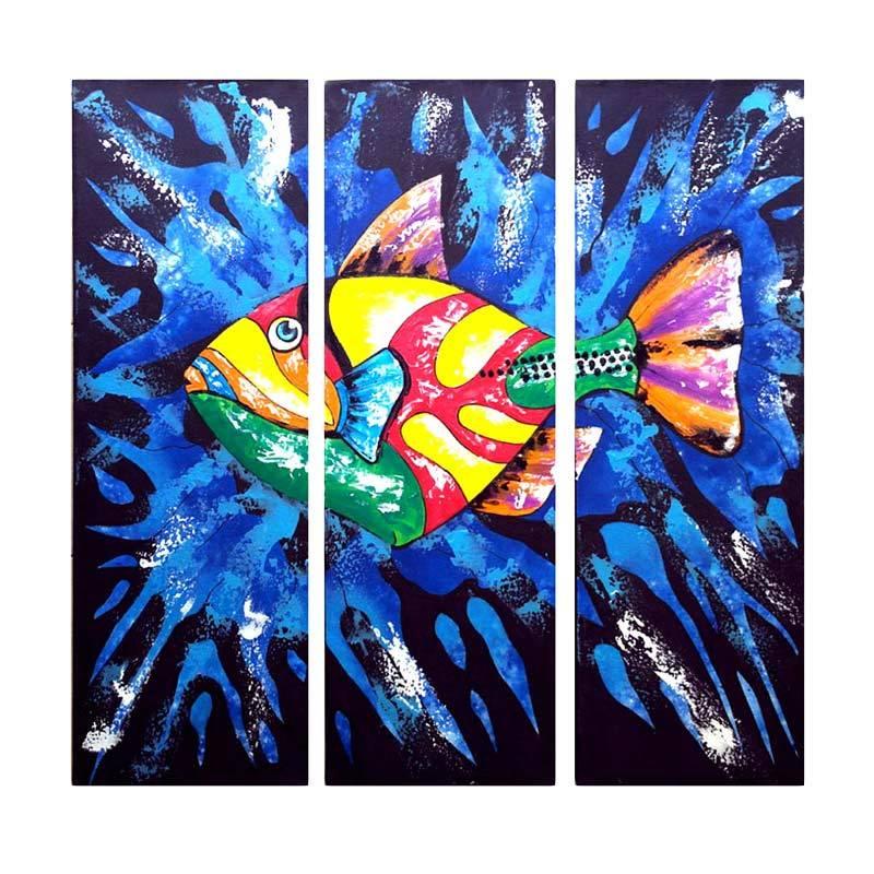Lukisanku AR31 -FSB Lukisan Modern