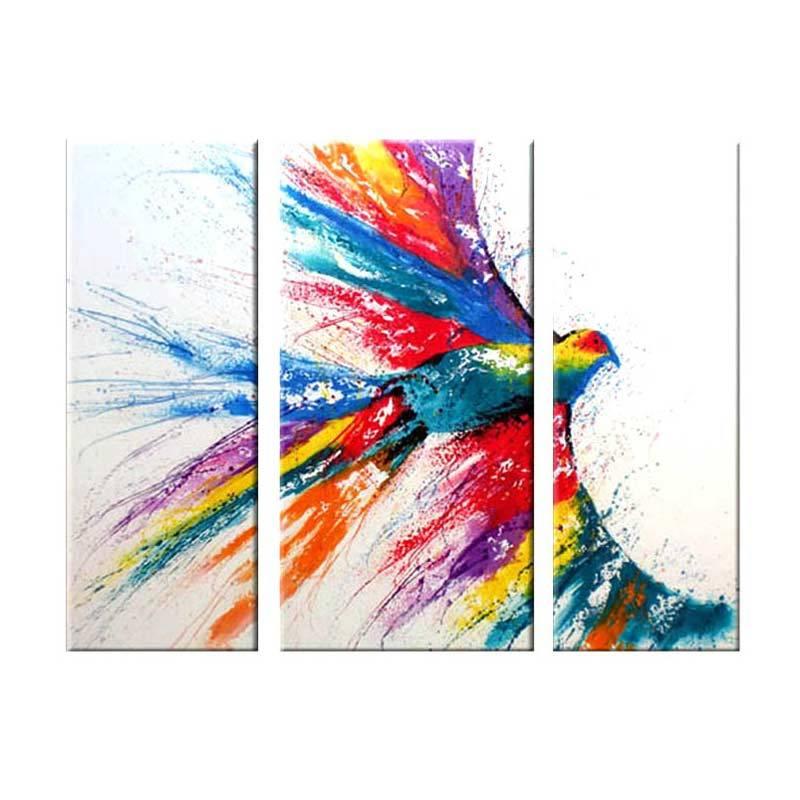 Lukisanku AR31-BFA Lukisan Modern