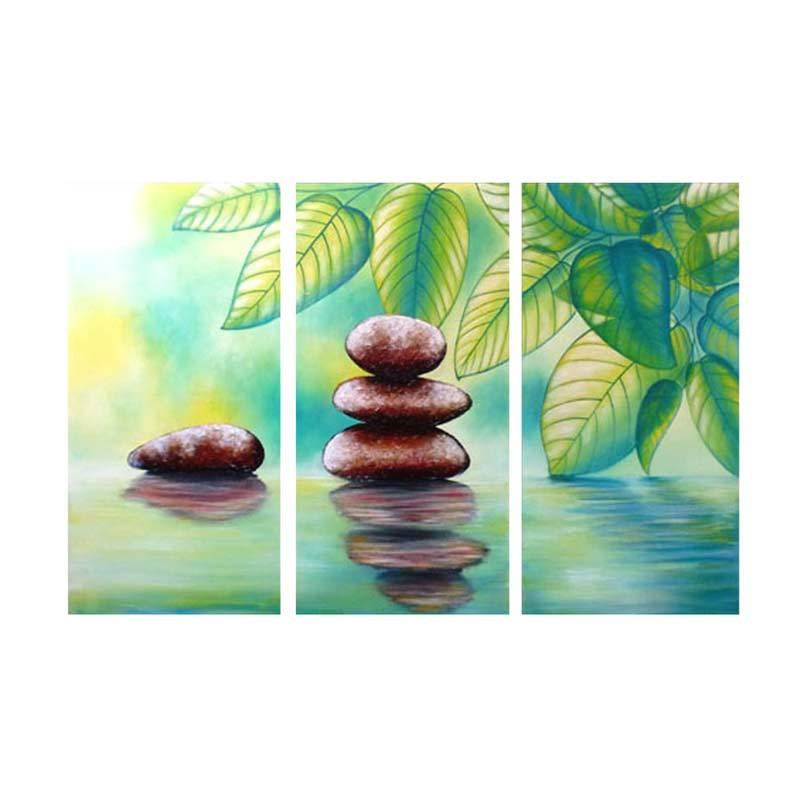 Lukisanku AR31-BNH Lukisan Modern