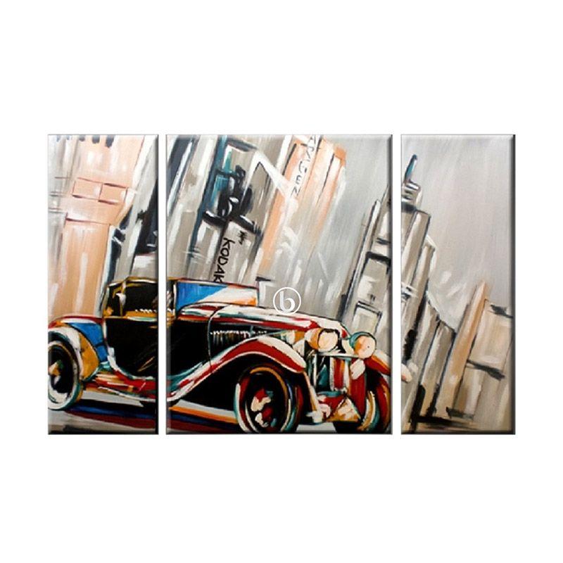Lukisanku AR31-CKL Lukisan Modern