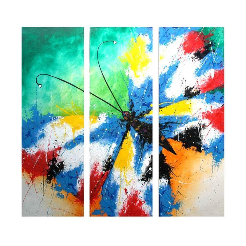 Lukisanku AR31-KPH Lukisan Modern
