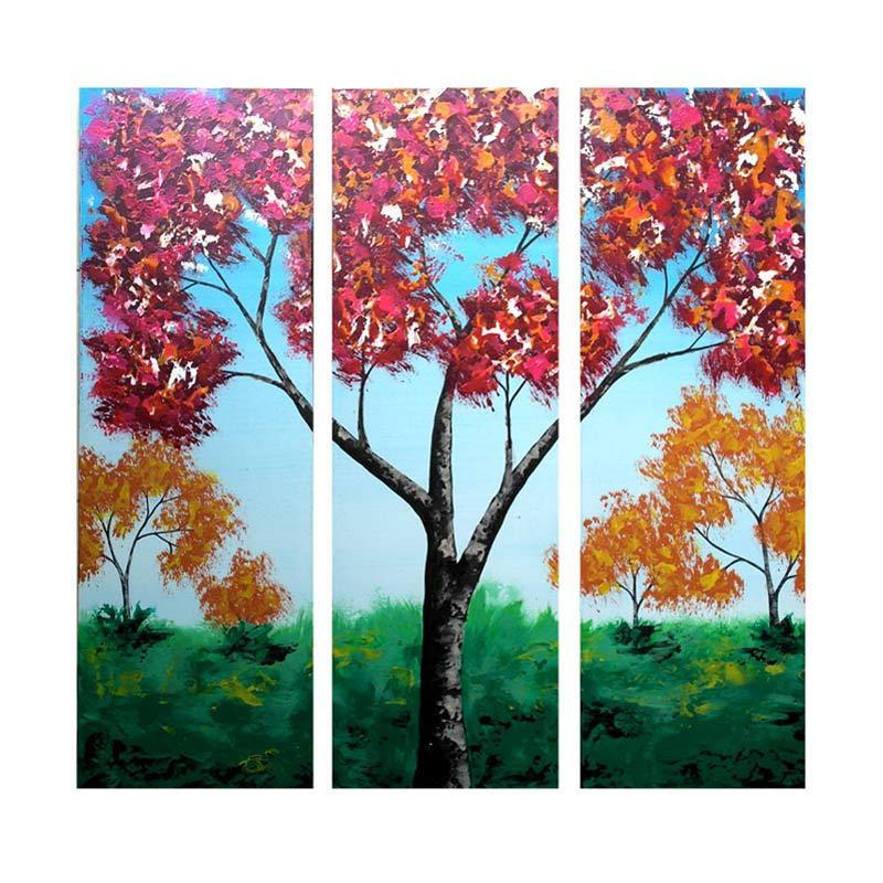 Lukisanku AR31-PHN Lukisan Modern