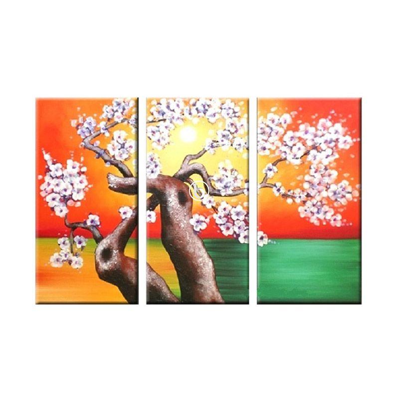 Lukisanku AR31-PTU Lukisan Modern