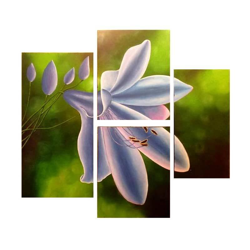 Lukisanku BD-H1 Lukisan Bunga