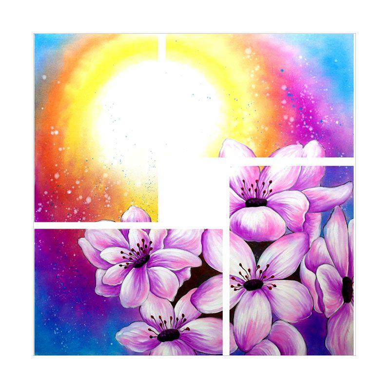 Lukisanku Bunga HD41-SC1 Lukisan