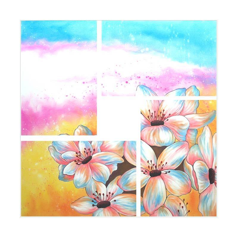 Lukisanku Bunga HD41-SC2 Lukisan