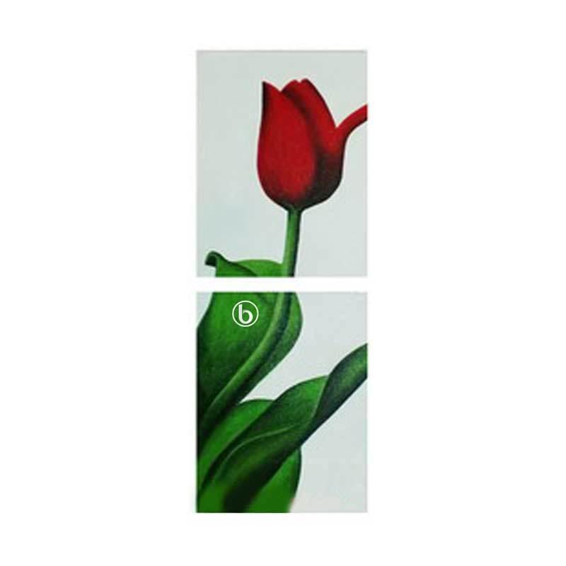 Lukisanku D21-1 Lukisan Bunga