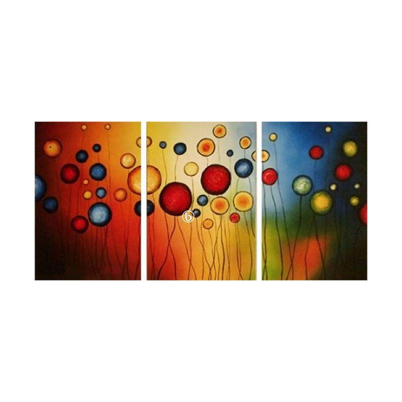 Lukisanku D31-MA Lukisan Minimalis