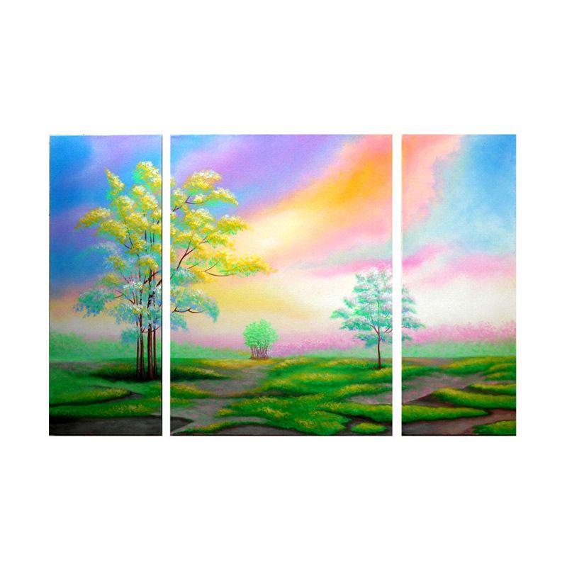 Lukisanku HD31-FS2 Lukisan Modern