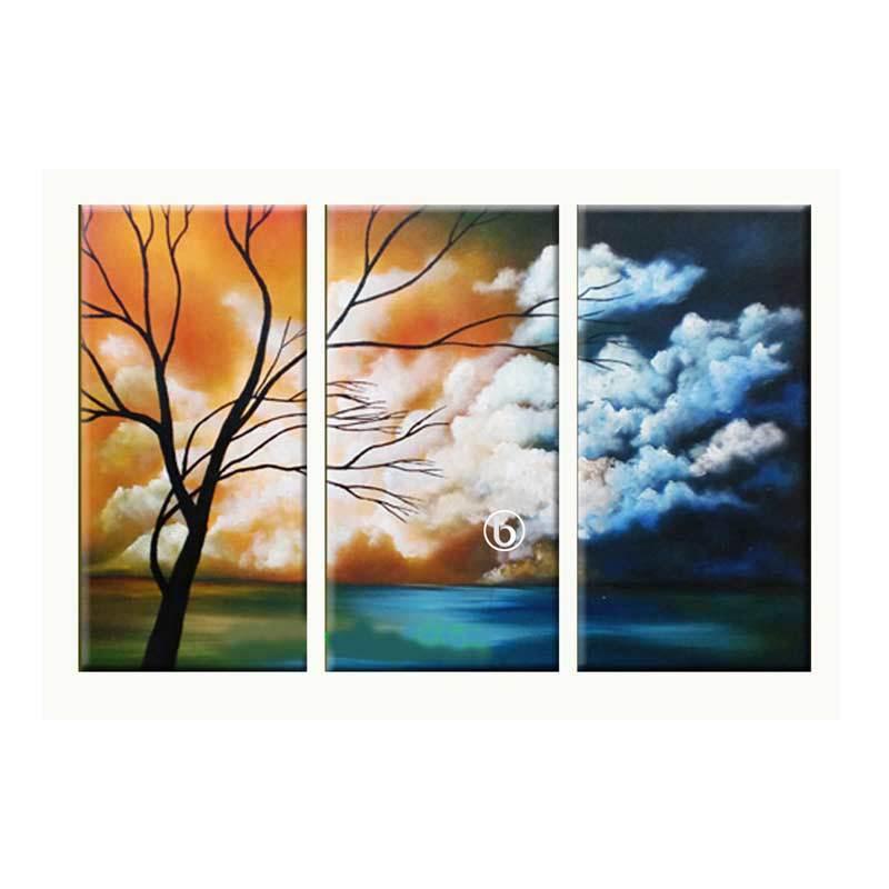 Lukisanku KG31-1A Lukisan Modern