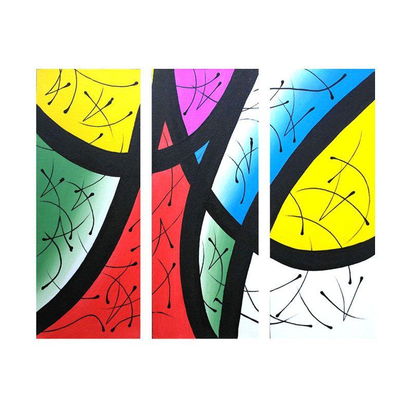 Lukisanku Mini P31 Lukisan Minimalis