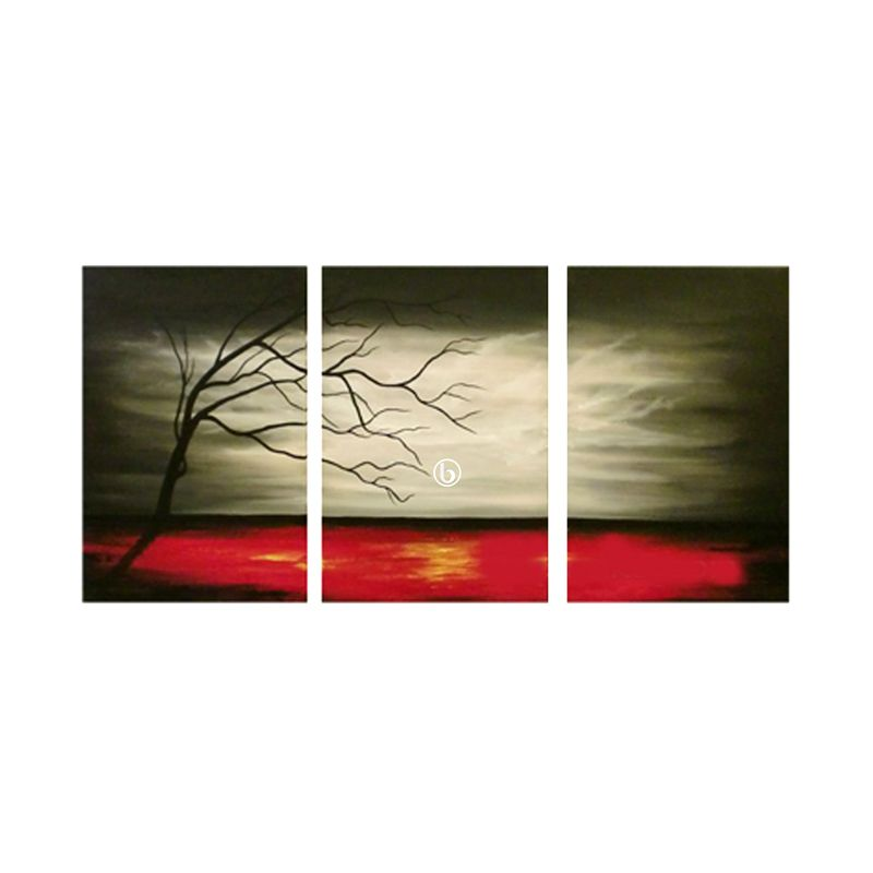 Lukisanku D31-MZ Lukisan Minimalis