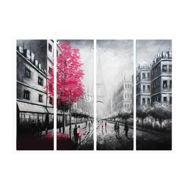 Lukisanku Paris Lukisan Modern