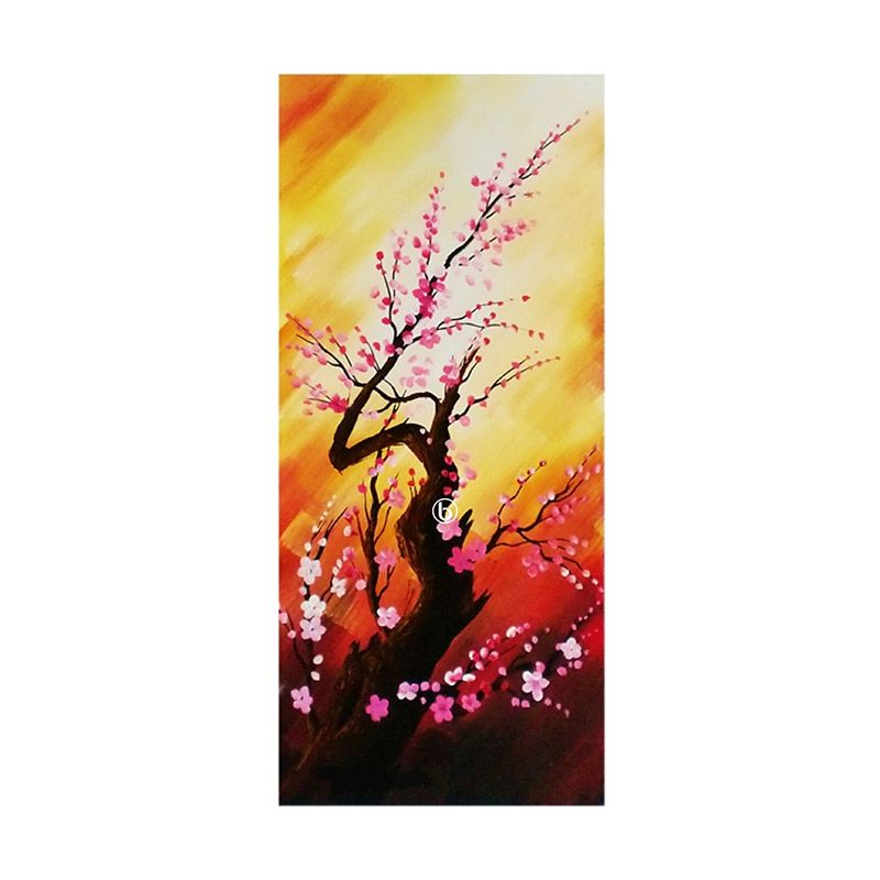 Lukisanku S1-K Lukisan Modern