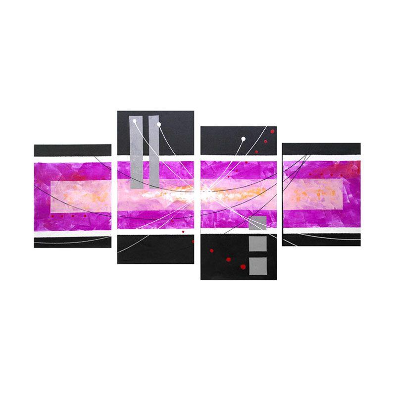 Lukisanku SB41-UG Lukisan Modern