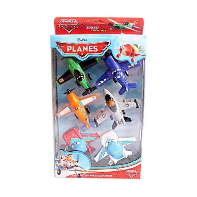 Cars Super Planes Mainan Anak
