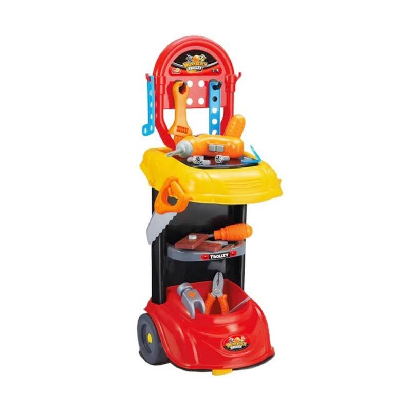 harga Workbench Trolley Set Mainan Anak Blibli.com