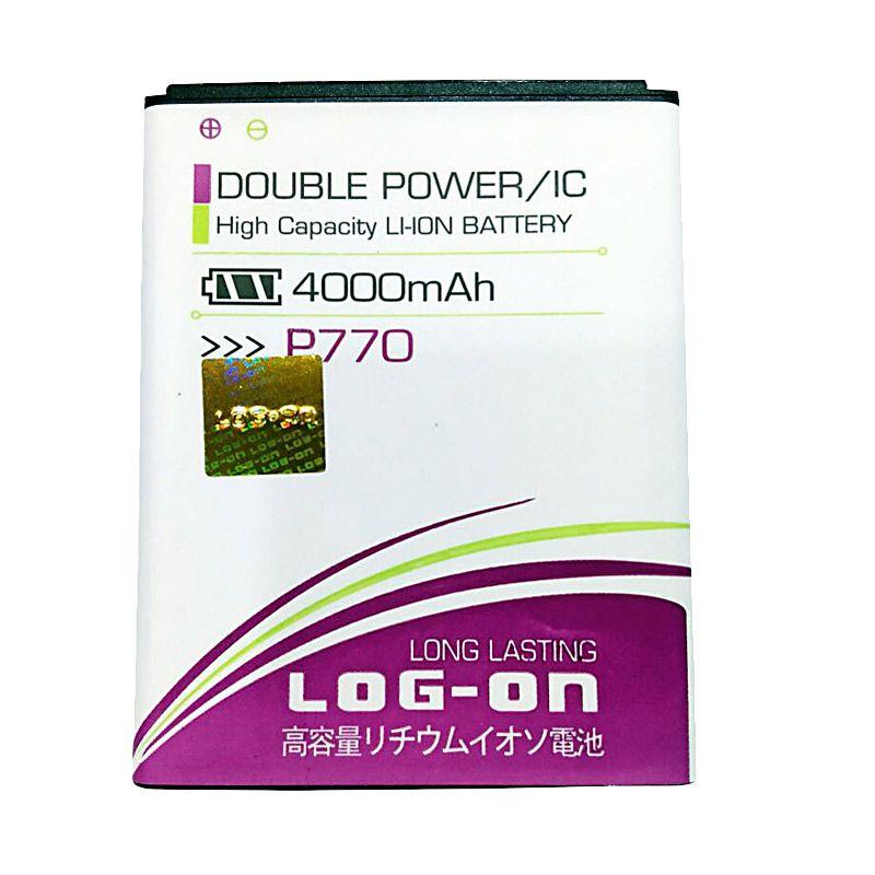 Log On Double Power Battery for Lenovo P770 [4000 mAh]