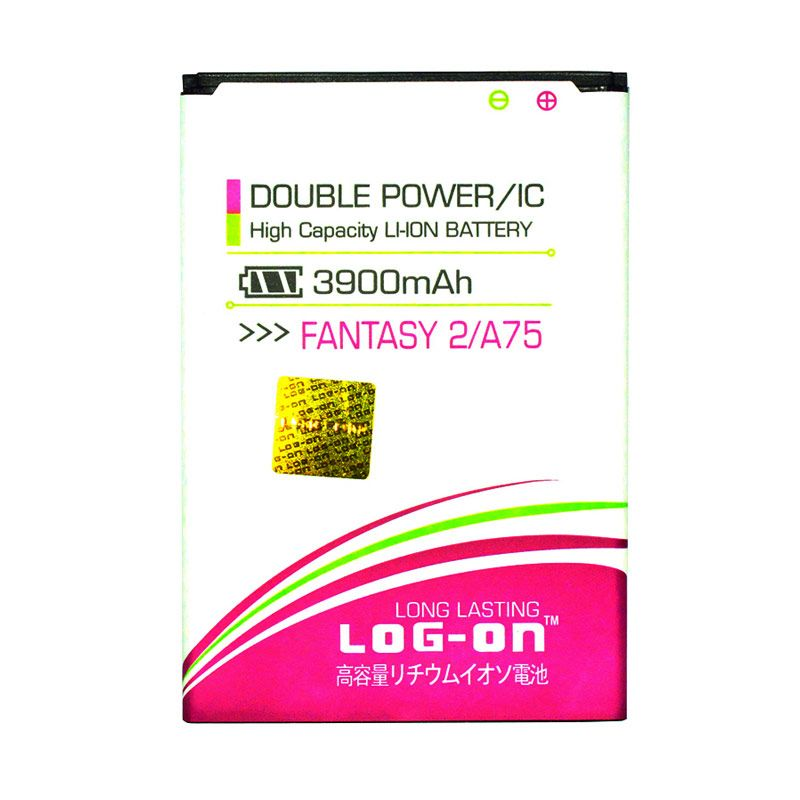 Log On Double Power Battery for MITO Fantasy 2 A75 [2800 mAh]