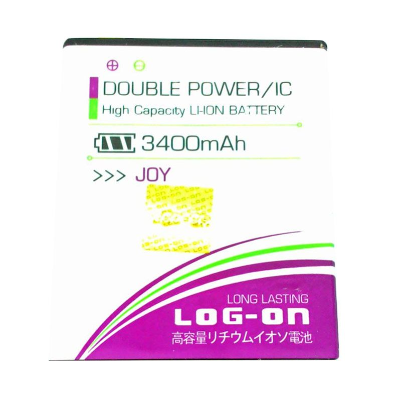 Log On Double Power Battery for Oppo Joy / Neo [3400 mAh]