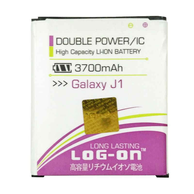 Log On Double Power Battery for Samsung Galaxy J1 [3700 mAh]