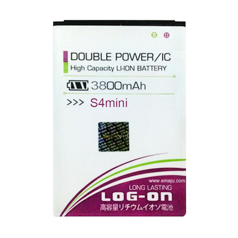 Log On Double Power Battery for Samsung S4 Mini I9190 [3800 mAh]