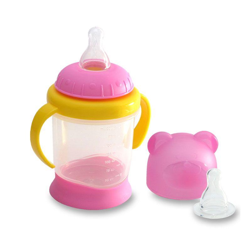LustyBunny DG 0008B Pink Training Cup [200 mL]