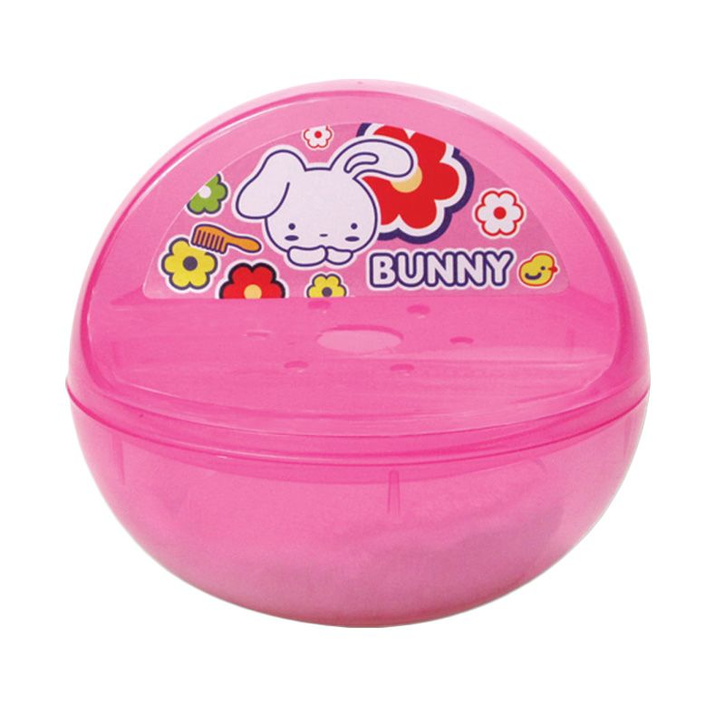 LustyBunny Baby Powder Case Pink