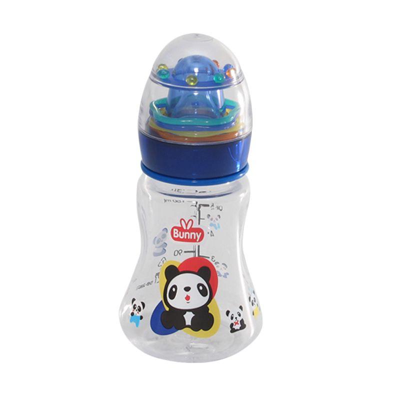LustyBunny DB 2802A Biru Botol Bayi + Mainan [150 mL]