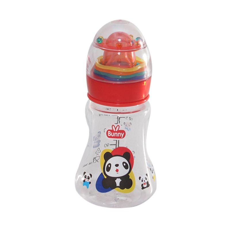 LustyBunny DB 2802B Merah Botol Bayi + Mainan [150 mL]