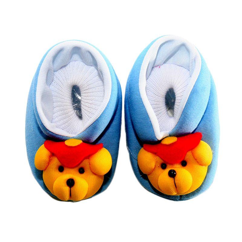 LustyBunny Doll SP 2812A Biru Sepatu Bayi