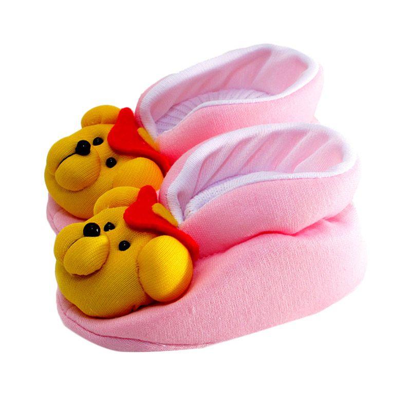 LustyBunny Doll SP 2812B Pink Sepatu Bayi