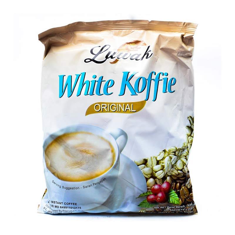 Luwak White Koffie Original